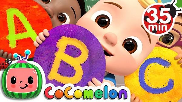 Bài hát ABC Songs giúp trẻ học thuộc bảng chữ cái nhanh hơn