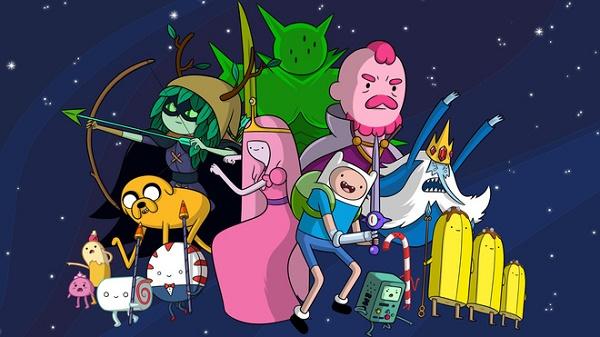 Phim hoạt hình Adventure Time