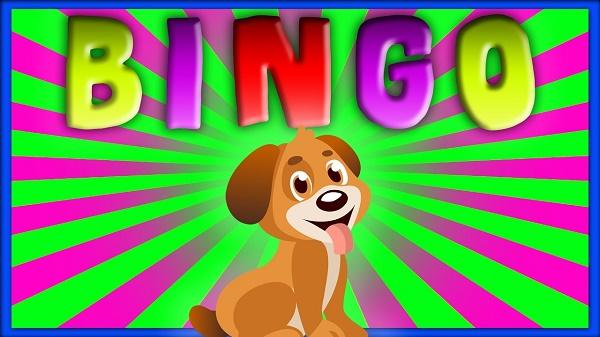 Bài hát Bingo Song vui nhộn cho bé