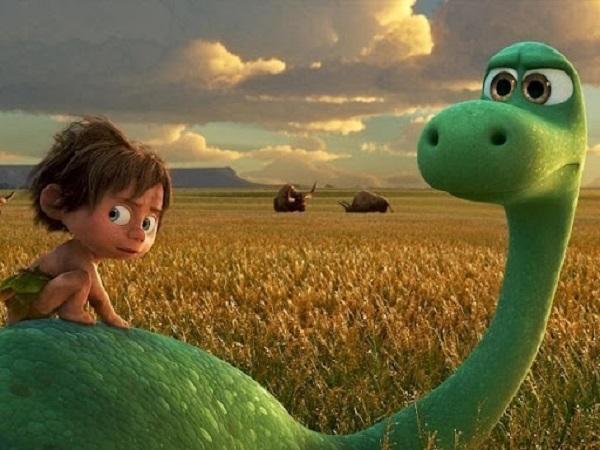 Phim hoạt hình Dinosaur được phát hành năm 2000