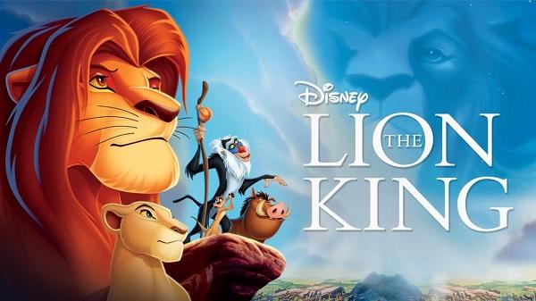 Phim hoạt hình Vua sư tử