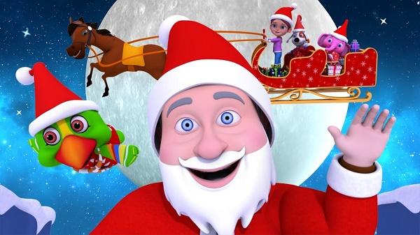 Jingle Bell - bài hát quen thuộc trong mỗi dịp giáng sinh