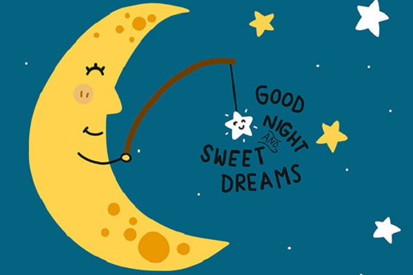 Goodnight Song dạy bé cách chúc ngủ ngon