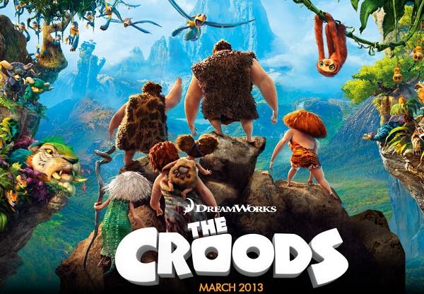 Bộ phim Cuộc Phiêu Lưu Của Nhà Croods