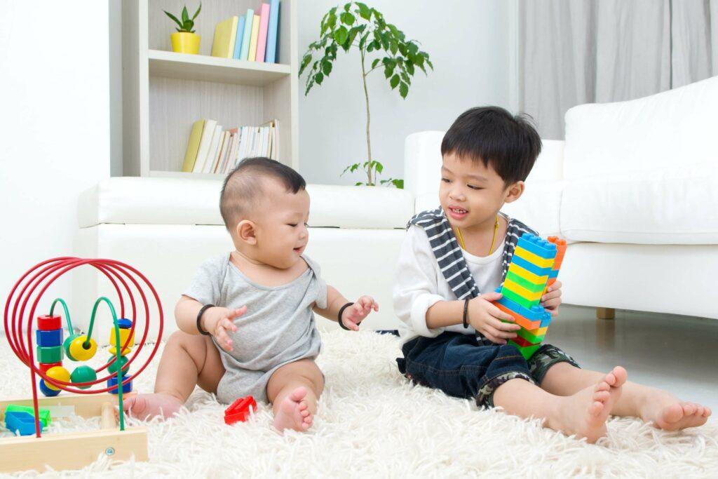 giáo dục sớm cho trẻ em