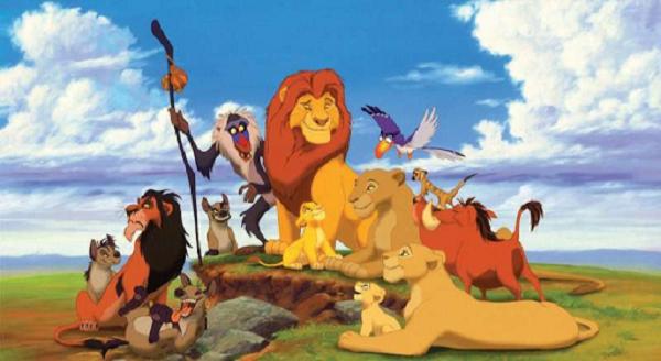 Hoạt hình The Lion King