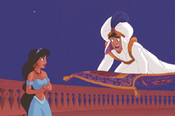 Hoạt hình Aladin và cây đèn thần