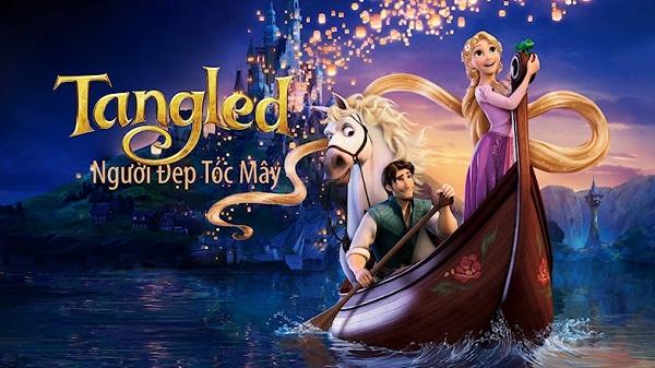 Tangled - Người đẹp tóc mây