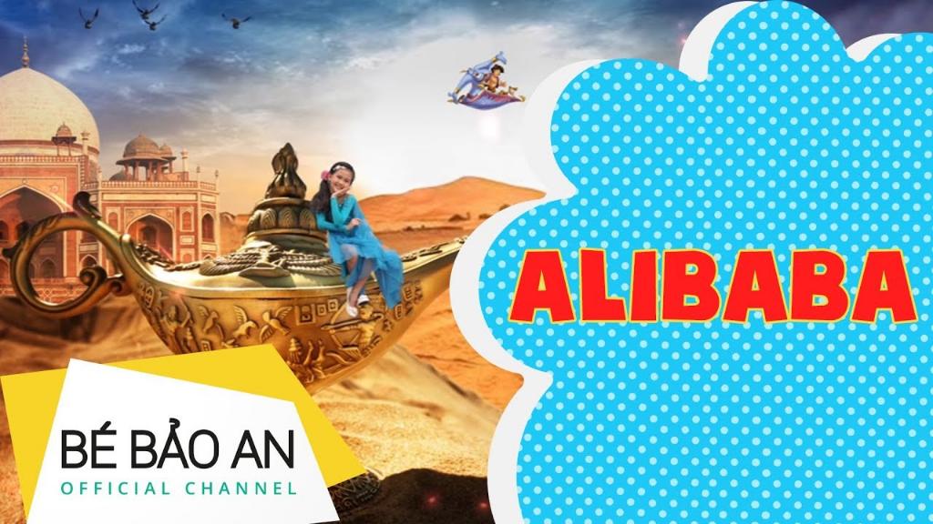 Alibaba - Bé Bảo An
