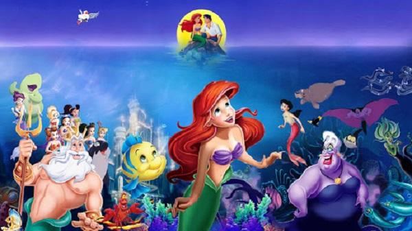 The little mermaid - Nàng tiên cá