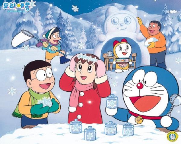 Phim hoạt hình Doraemon - Chú mèo máy đến từ tương lai