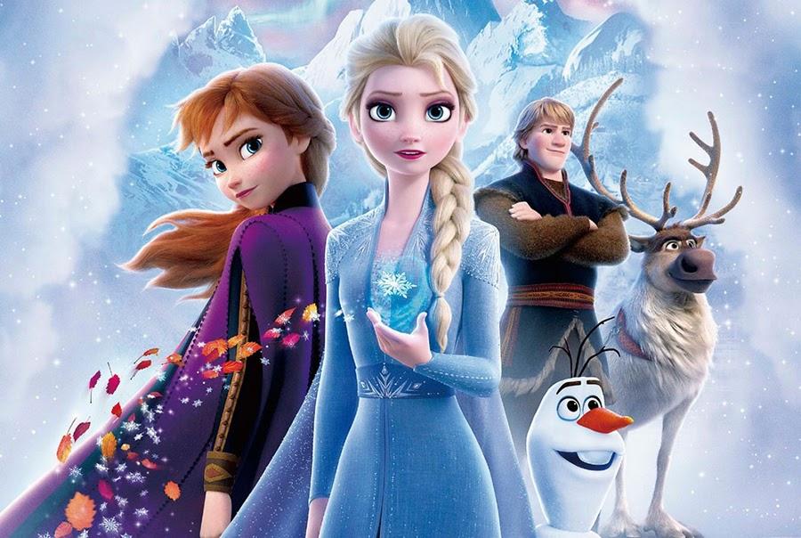 Phim hoạt hình hay dành cho bé Frozen - Nữ hoàng băng giá