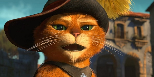 Bộ phim Chú Mèo Đi Hia