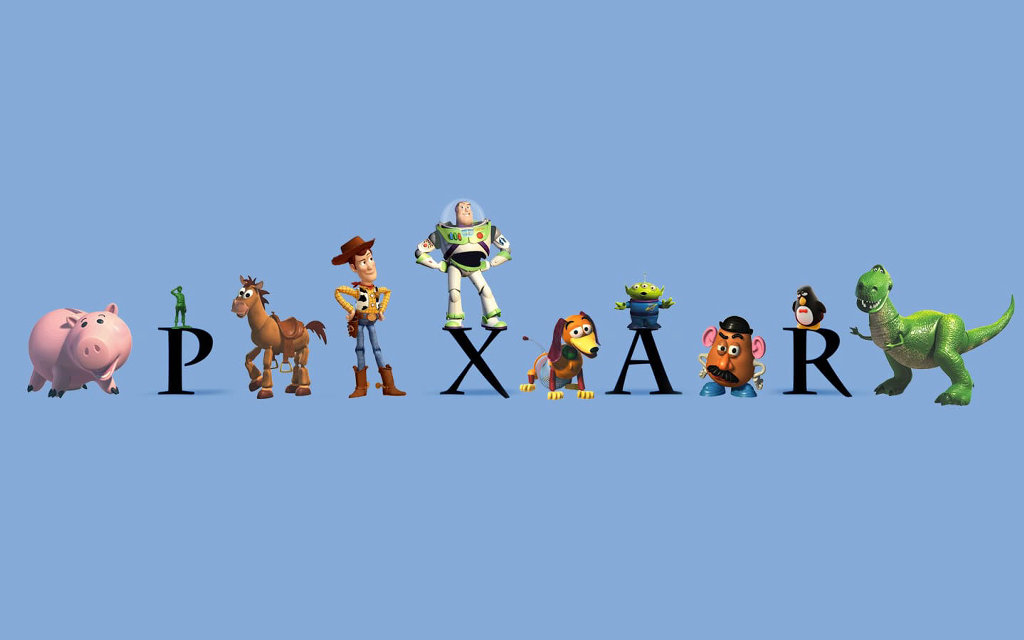 Pixar mang đến những bộ phim hoạt hình xuất sắc