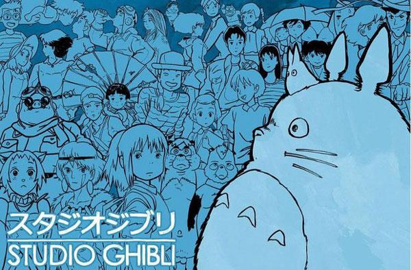 Hãng phim hoạt hình Nhật Bản Studio Ghibli