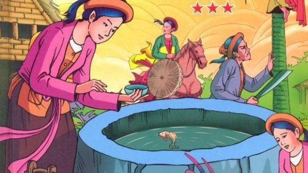 Phim hoạt hình cổ tích Việt Nam Tấm cám được chuyển từ truyện cùng tên