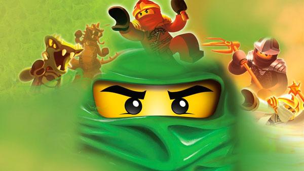Rất nhiều em thiếu nhi yêu thích Bí mật cơn lốc Ninjago