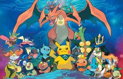 Tổng Hợp Các Pokemon Của Satoshi Ở Các Vùng