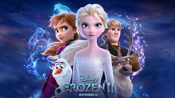 Phim Frozen - Nữ Hoàng Băng Giá phần II