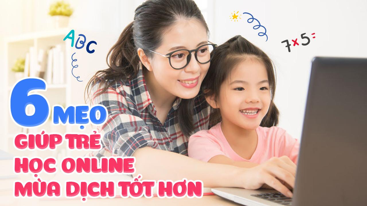 học online mùa dịch