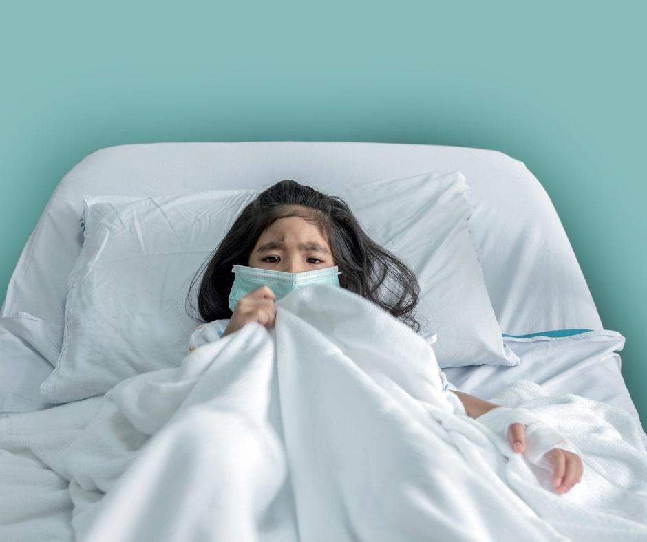 mùa thu đông trẻ dễ bị bệnh gì