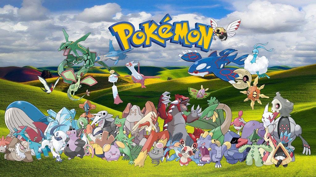 Các Pokemon của Satoshi ở vùng Hoenn