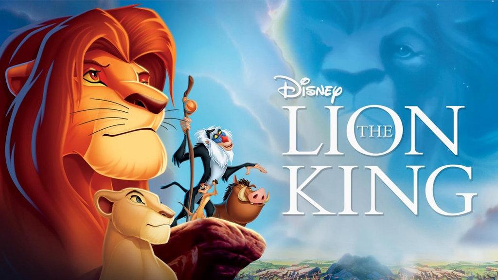 phim hoạt hình Walt Disney vua sư tử