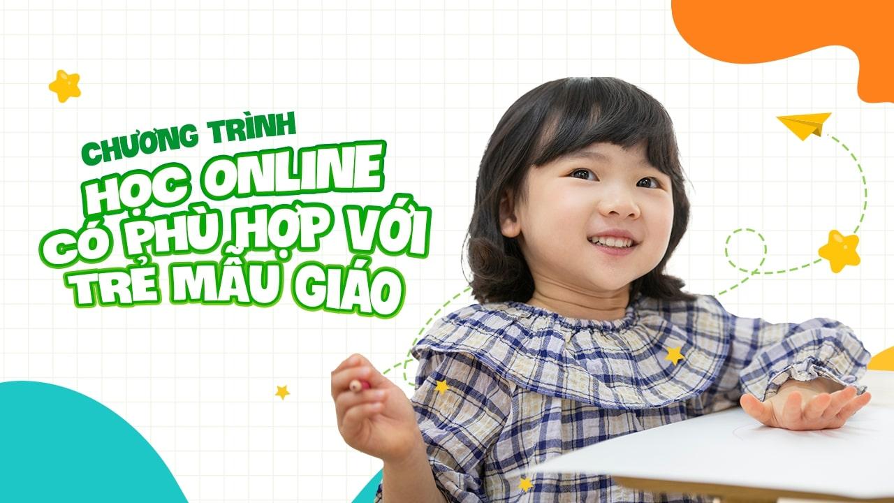chương trình học online