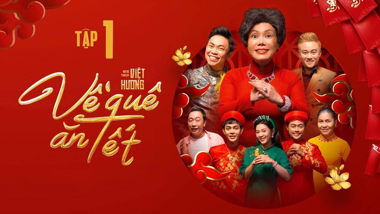 Hài Tết Việt Hương mới nhất 2021