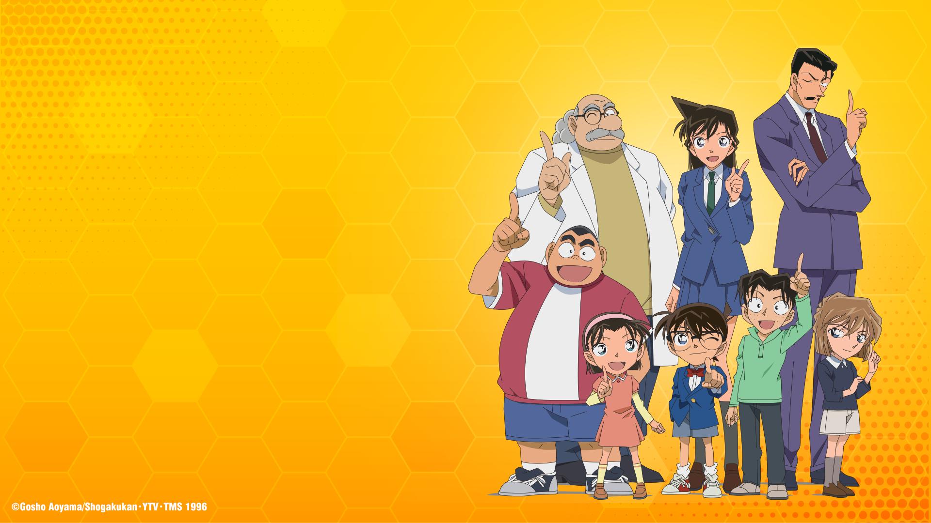 Anime nổi tiếng Conan
