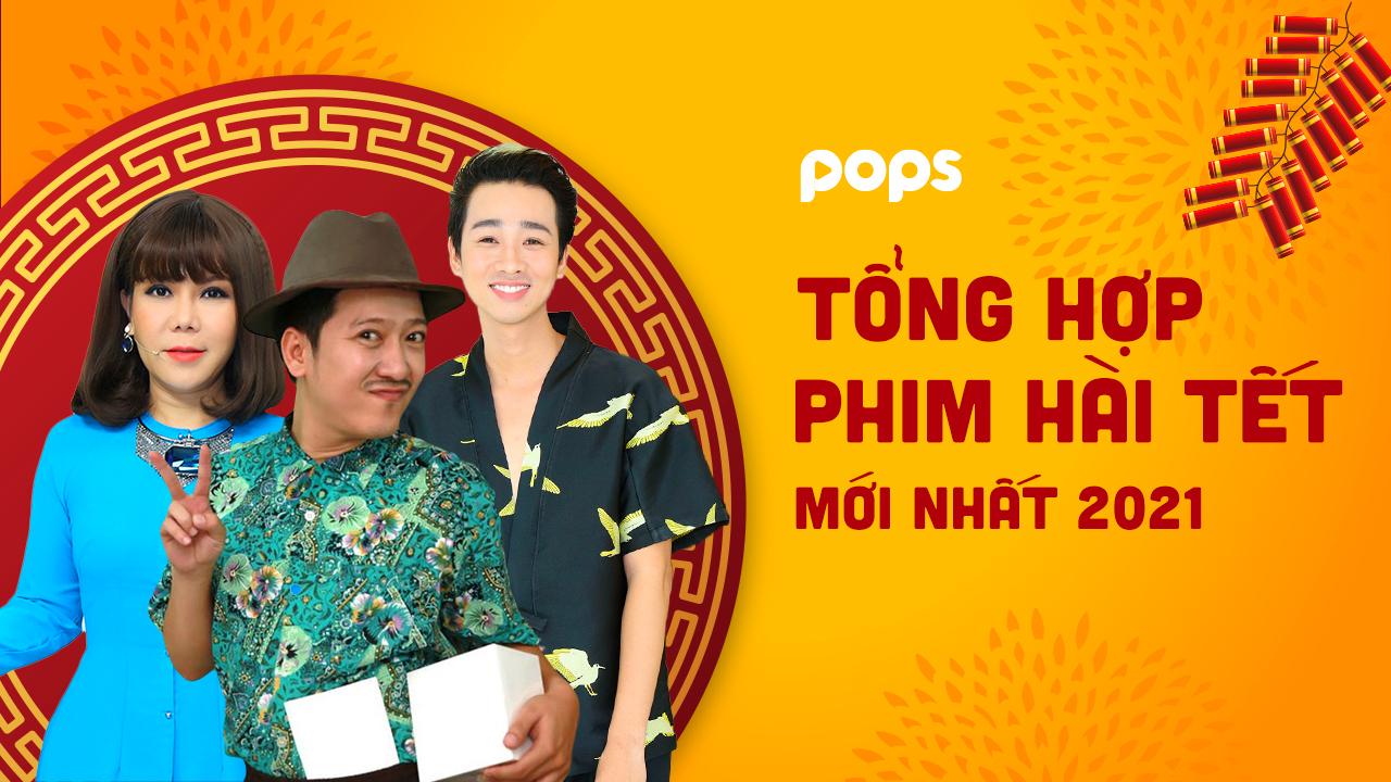 Tổng hợp phim hài Tết Trường Giang, Việt Hương, Hải Triều