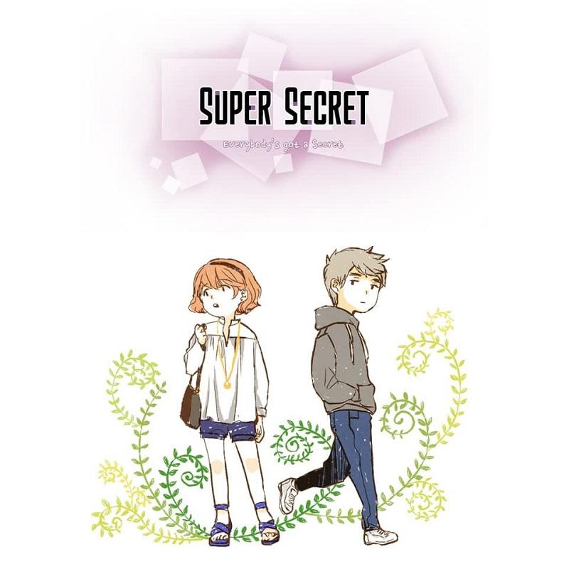 super secret manhwa webtoon