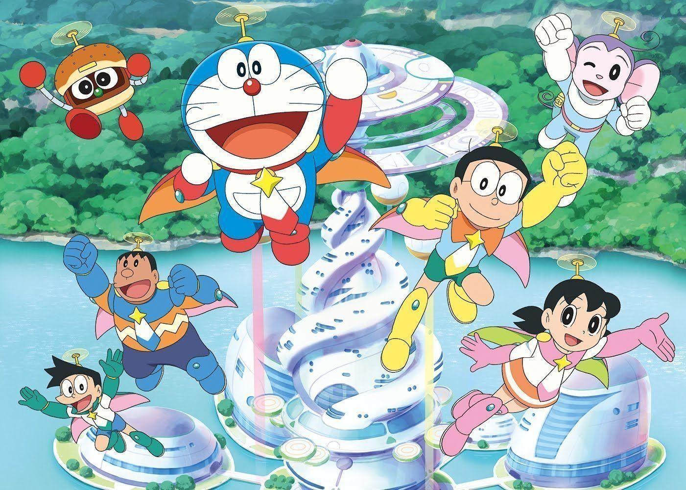Tên của các nhân vật trong Doraemon nghĩa là gì