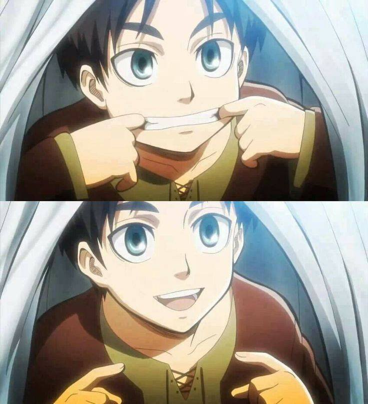 Happy ending của Attack On Titan