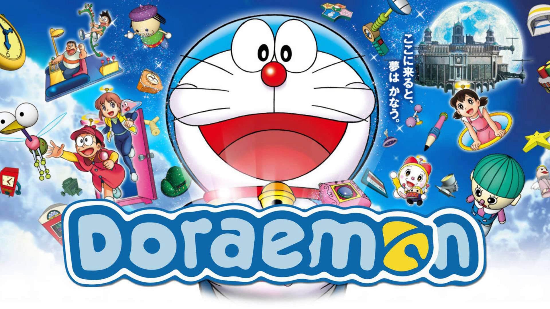 Tổng hợp Doraemon Wiki