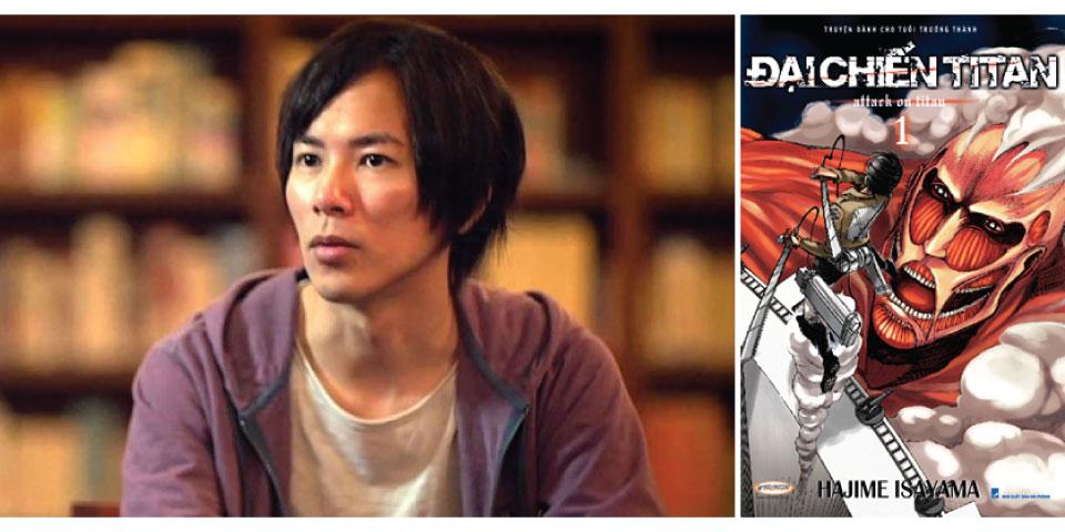 Tác giả Hajime chia sẻ về ending của Attack On Titan