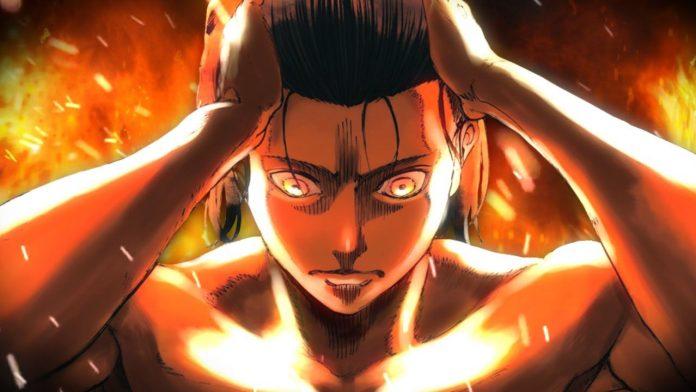 Bad ending cho Eren trong Attack on titan