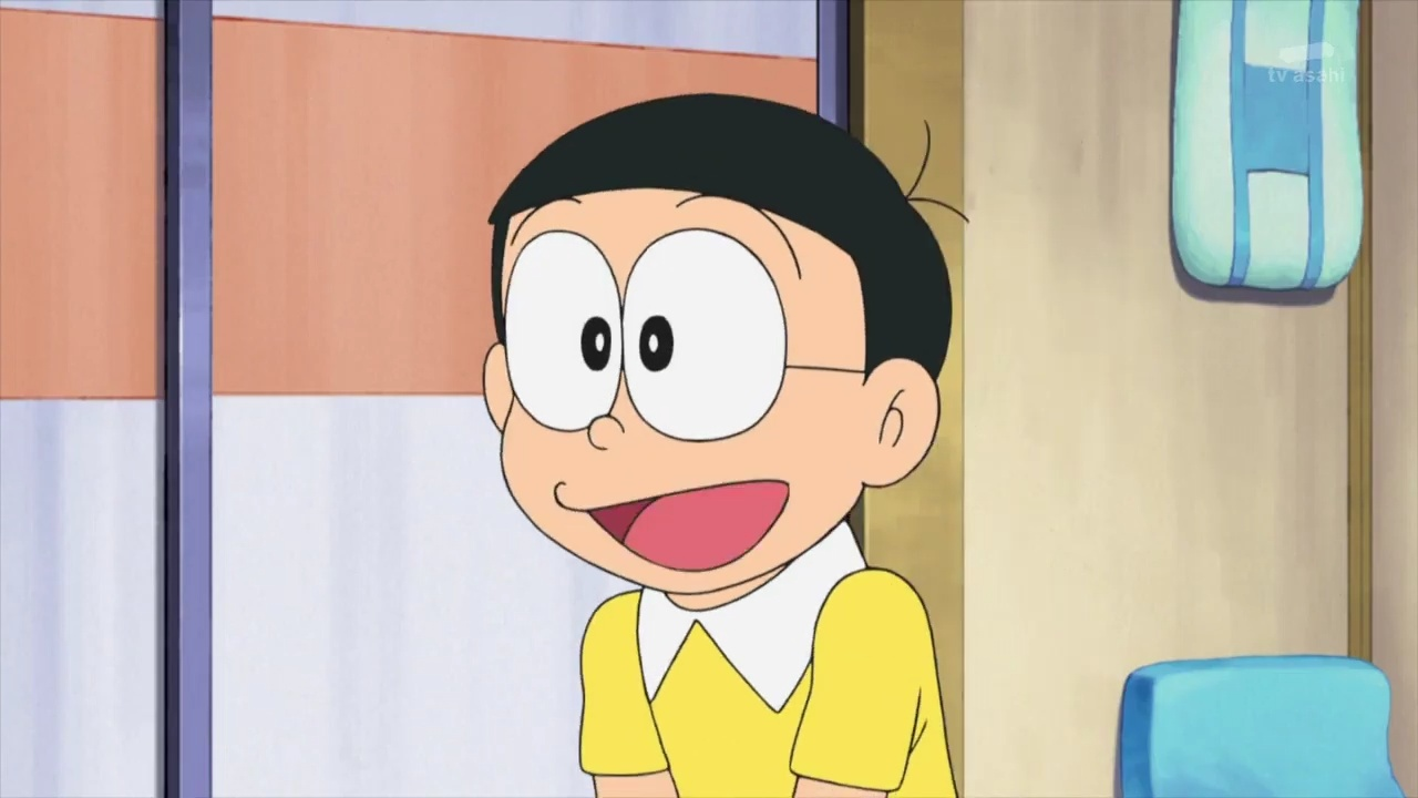 Nobita là ai?