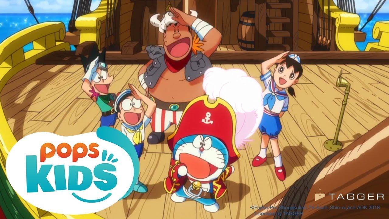 Nobita Và Đảo Giấu Vàng