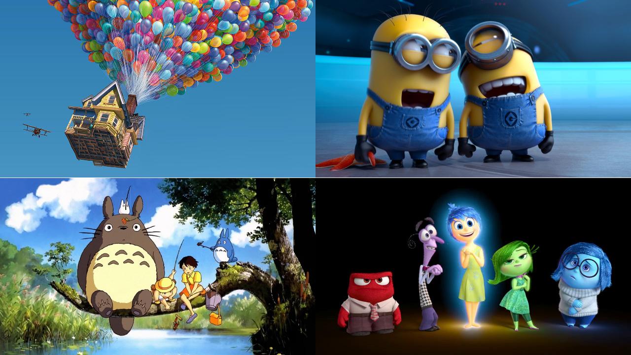 Tổng hợp 25 bộ phim hoạt hình chiếu rạp hay nhất