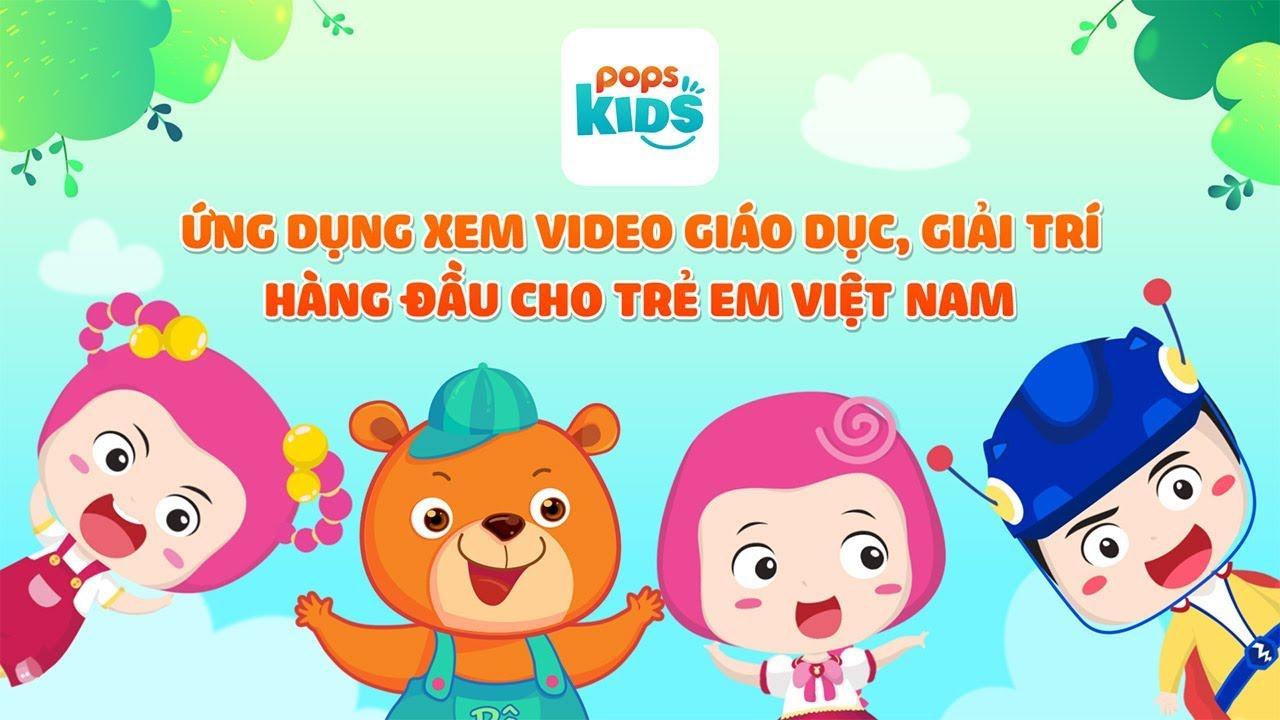 Xem phim hoạt hình Doraemon tiếng Việt tại POPS Kids