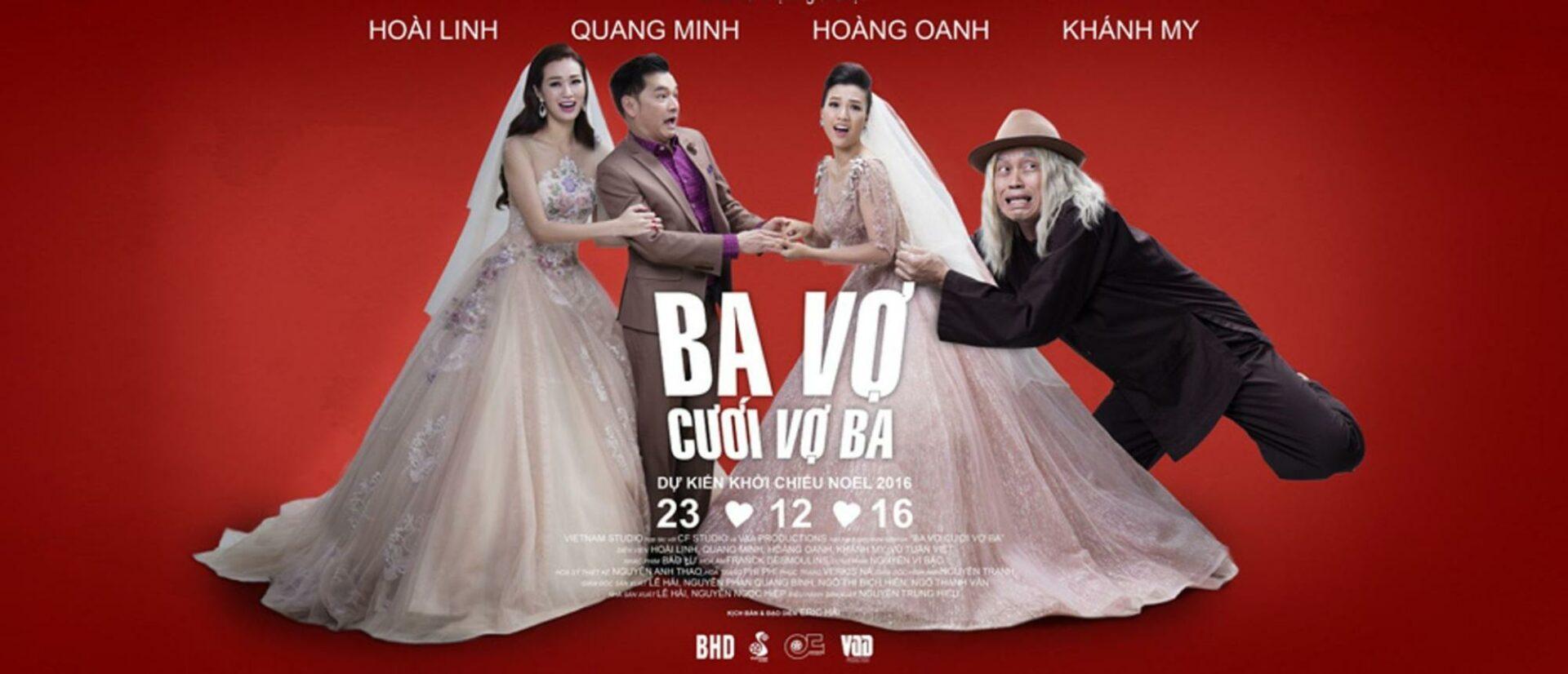 phim hài Việt Nam nổi tiếng
