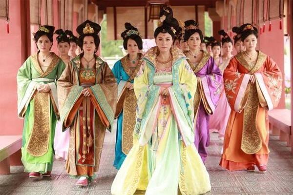 phim cổ trang hậu cung trung quốc