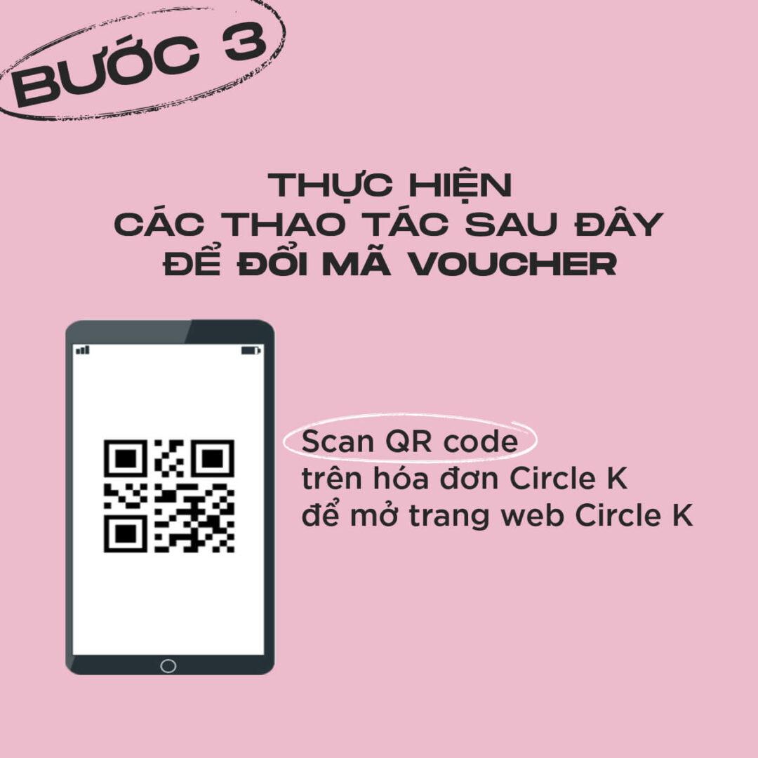 hướng dẫn đổi vé xem Sơn Tùng online tại Circle K