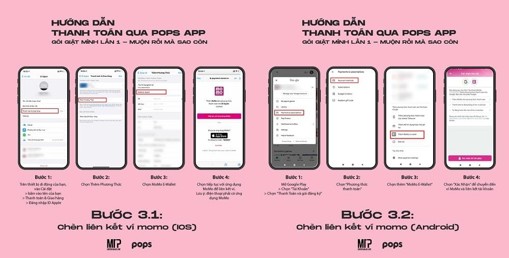 Hướng dẫn thanh toán vé online Sơn Tùng MTP bằng MoMo