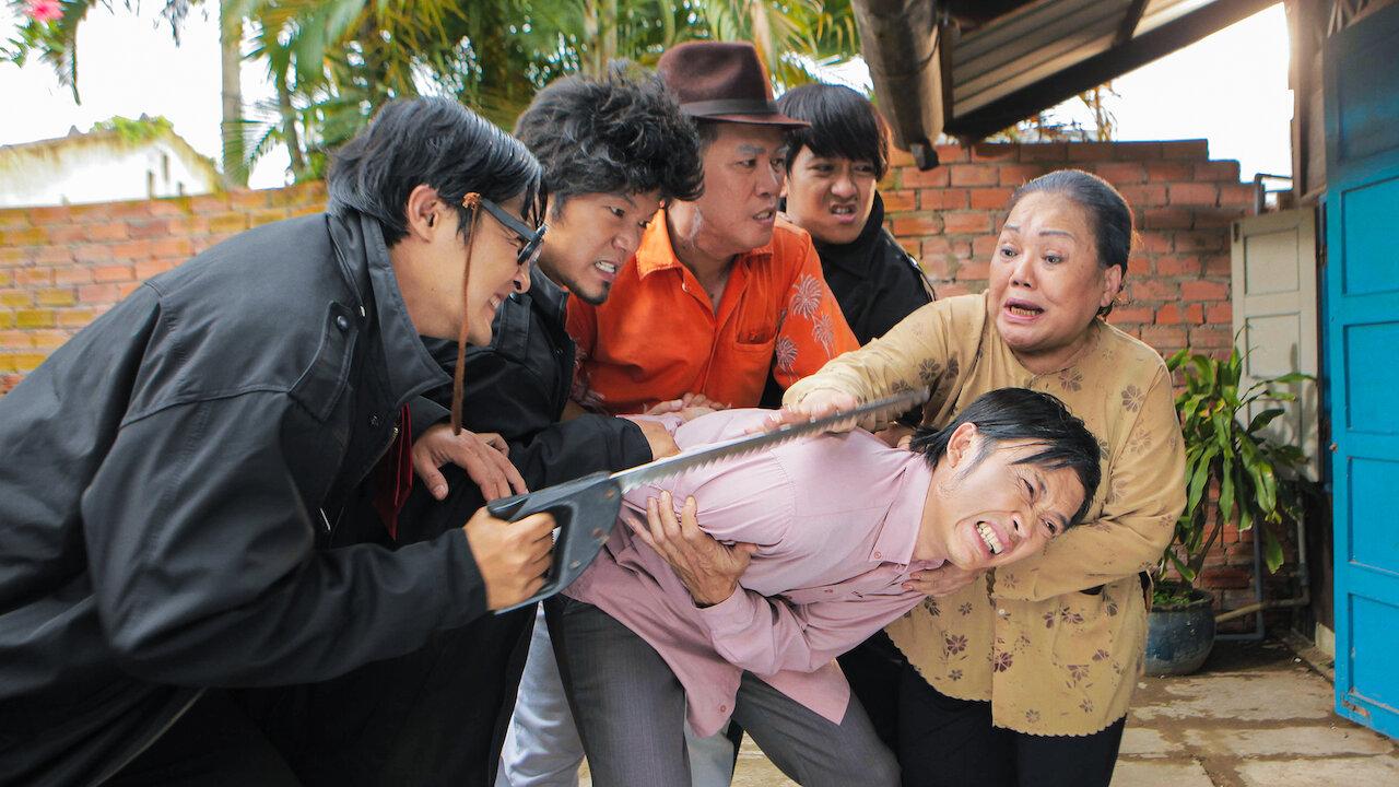 tuyển tập phim hài tết Việt Nam