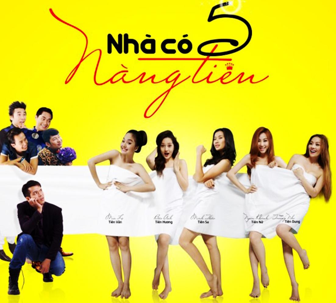 phim hài Tết Việt hay nhất