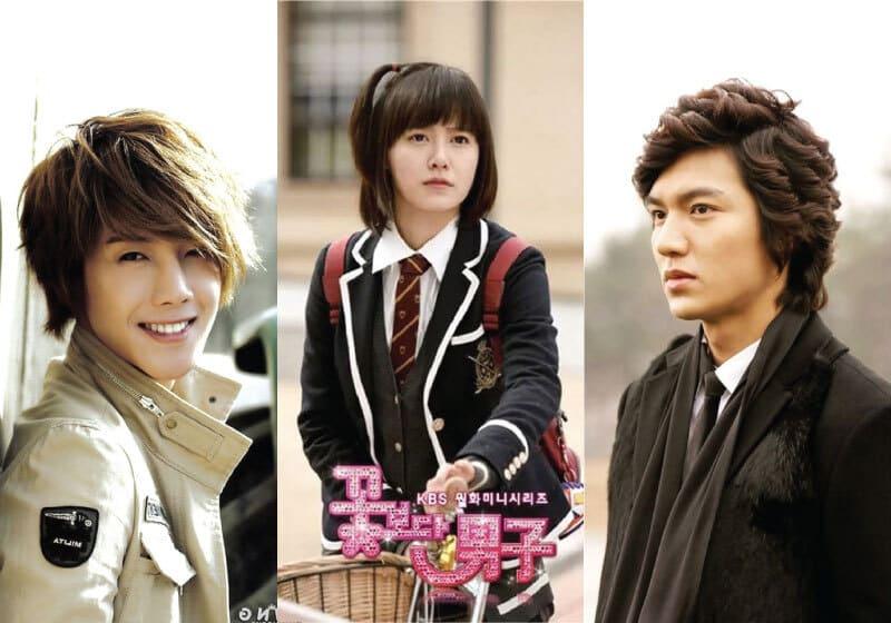 phim học đường Hàn Quốc kinh điển