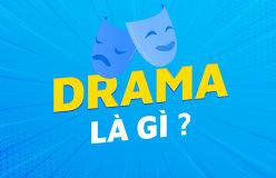 thể loại phim drama là gì