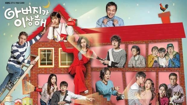 Phim gia đình Hàn Quốc được yêu thích